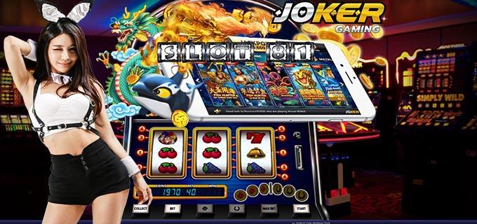 Slot Joker Terpercaya Terendah Membawa Keuntungan