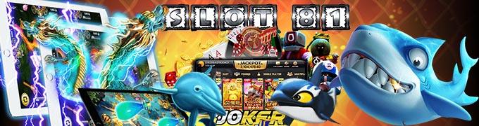 Cara Daftar Slot81 Dan Pilihan Berjudi Dari Bandar Slot81