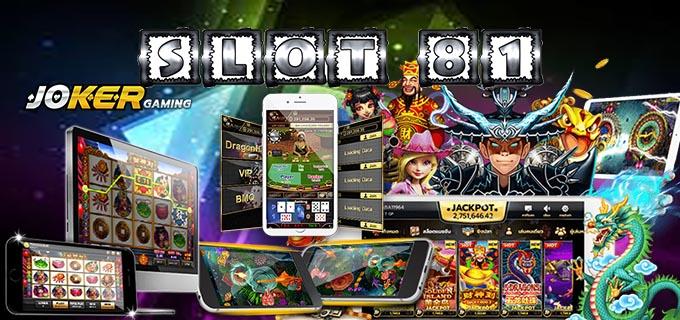 Link Alternatif Gambling Joker123