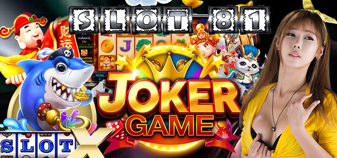 Login Link Alternatif Joker123