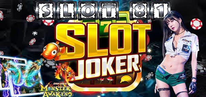 Bonus 10% Setiap Deposit Situs Joker123