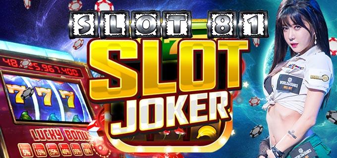 Jackpot Joker123 Via Pulsa Terbaru