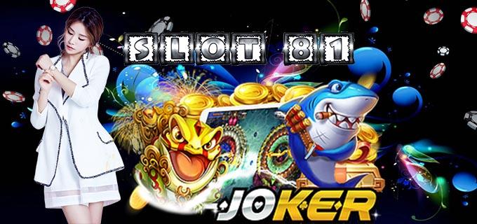 Deposit Bandar Slot Joker123