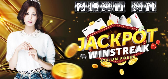 Promo Judi Slot Terbaru Joker123 Slot81